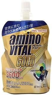 味の素アミノバイタルGOLDゼリードリンクパウチ123g×30個入