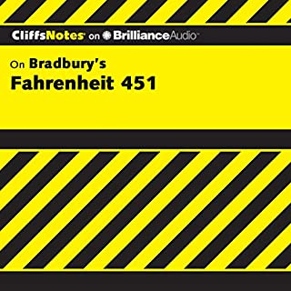 Fahrenheit 451: CliffsNotes                   Written by:                                                                                                                                 Kristi Hiner                               Narrated by:                                                                                                                                 Tim Wheeler                      Length: 3 hrs and 13 mins     Not rated yet     Overall 0.0