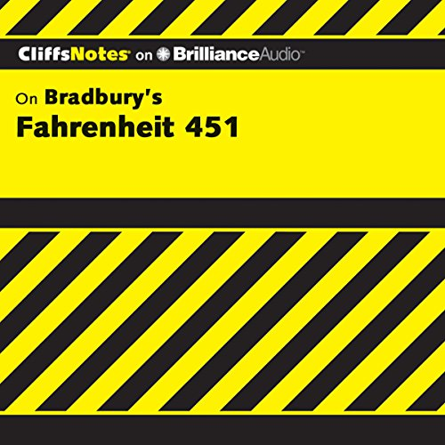 Fahrenheit 451: CliffsNotes                   By:                                                                                                                                 Kristi Hiner                               Narrated by:                                                                                                                                 Tim Wheeler                      Length: 3 hrs and 13 mins     Not rated yet     Overall 0.0