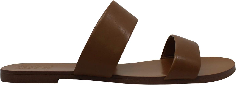 Vince Camuto Womens Rhonda Faux Fur Open Toe Walking Slide Sandals