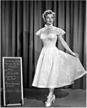We're Not Married Marilyn Monroe White Lace Dress Costume Screen Test 8 x 10 Photo