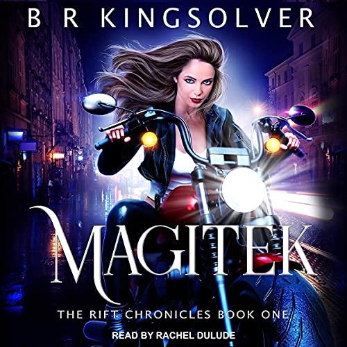 Magitek cover art