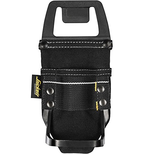 Snickers Workwear 9762 Hammerhalter Tasche, schwarz, STD bzw. Einheitsgröße