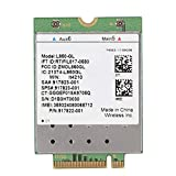 Topiky Módulo de Tarjeta de Red 4G, L850-GL 450Mbps Módulo 4G inalámbrico LTE-FDD WCDMA NGFF/M2 Módulo de comunicación de Red portátil Tarjeta WiFi para HP ProBook 440 G5