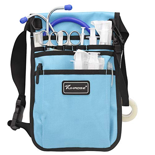 Nurse Storage Bag Practical Waist Bag Nurse Pocket Bag belt organizer pouch.