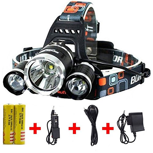 Headlamp,Brightest and Best LED Headlamp 8000 Lumen...