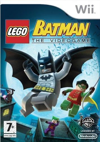 LEGO Batman, The Videogame - [Nintendo Wii]
