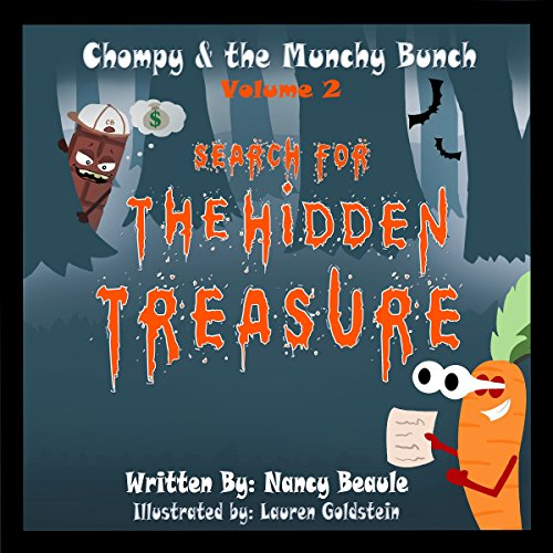 Search for the Hidden Treasure cover art