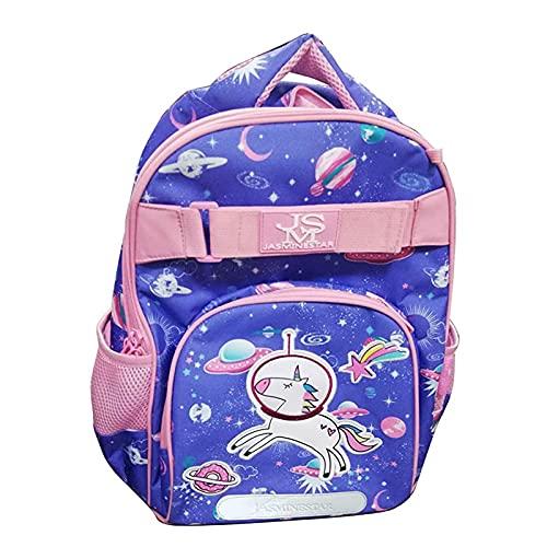Kids Backpack Primary School Bags for Girls Boys Children Rucksacks Teenagers Bookbag Casual Daypack Waterproof Lightweight Travel Laptop Satchel