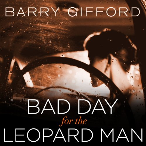 Bad Day for the Leopard Man audiobook cover art