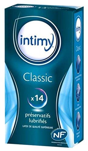 INTIMY Classic Prã Preservativos X14 (lote de 2) 1