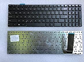 New Laptop Keyboard (Without Frame) for ASUS N550 N550J N550JA N550JK N550JV N550L N550LF N750 Q550 US Layout Black