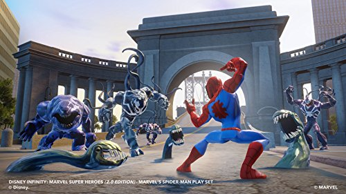 Disney Infinity 2.0: Marvel Super Heroes Playset Spider-Man – [alle Systeme] - 9