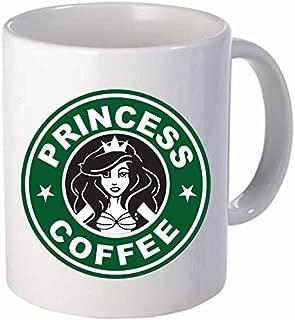 Princess coffee - Funny coffee mug by Donbicentenario - 11OZ - SHIPS FROM USA
