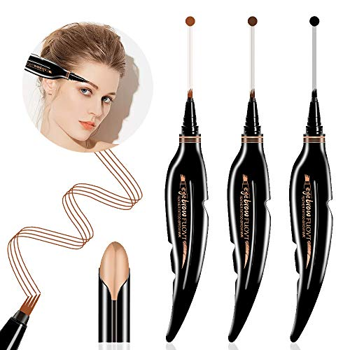 (50% OFF Coupon) 3-Piece Waterproof Microblading Eyebrow Pen  $8.00
