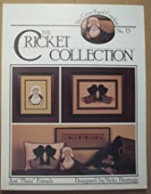 The Cricket Collection Just Plain Friends Counted Cross Stitch Leaflet No. 15