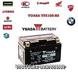 BATTERIA YUASA TTZ10S-BS EX YTZ10S PER KTM 690 SM SUPERMOTO ANNO 2007-2008