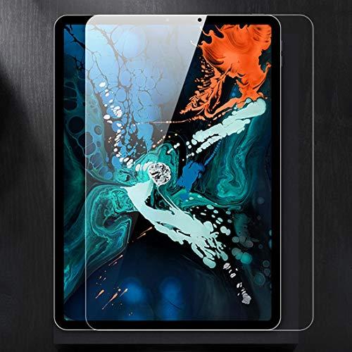 Goede 9H Oppervlaktehardheid Volledig Scherm Gehard Glas Film voor iPad Pro 12.9 inch (2018)(Transparant) Moonbaby Transparant