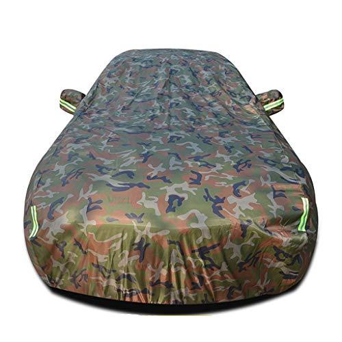 Telo Copriauto Compatibile con Lamborghini C4 Aircross Vetture Auto Veicolo Oxford Copertura Auto Parasole UV Four Seasons di Protezione Antivento Snowproof Resistente ai Graffi e Traspirante