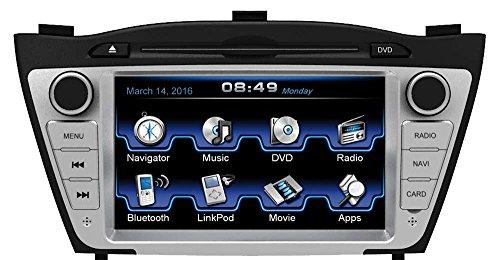 ESX VN710-HY-ix35 - Navigation für Hyundai ix35