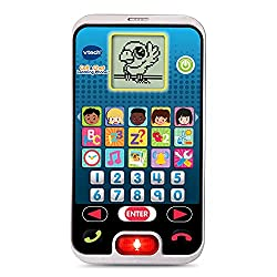 VTech Call and Chat Learning Phone - best toys for 2 year old boys