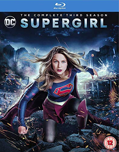 Blu-ray - Supergirl S3 (1 BLU-RAY)
