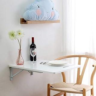 壁挂式可折叠桌子厨房餐桌壁 テーブルコンピュータデスクラーニングブックテーブル テーブルラップトップテーブル 墙贴可折叠儿童 スタンドデスクオプション