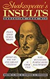 Shakespeare's Insults: Educating Your Wit - Wayne F. Hill