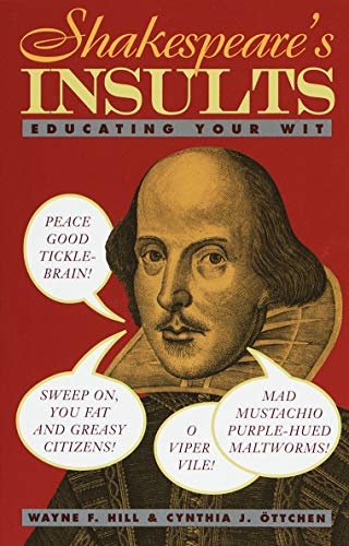 Shakespeare's Insults: Educating Your Wit