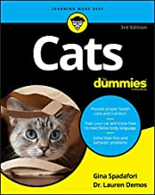 Cats For Dummies (For Dummies (Pets))