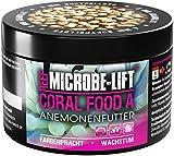 MICROBE-LIFT Coral Food A - Alimento para anémonas - Alimento granulado blando para anémonas en cualquier acuario de agua salada, 150 ml / 50 g