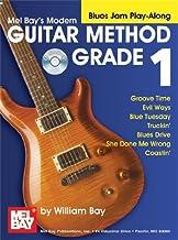 Mel Bay presents Modern Guitar Method Grade 1, Blues Jam Play-Along (Modern Guitar Method (Mel Bay)) by William Bay (2007) Paperback