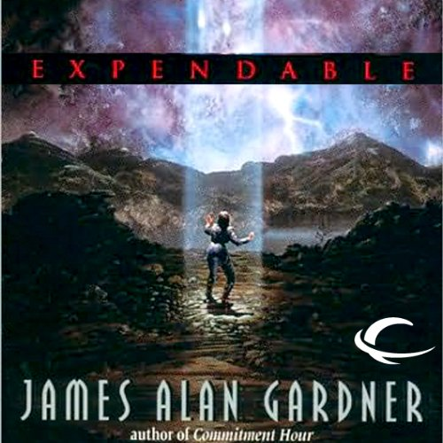Expendable audiobook cover art