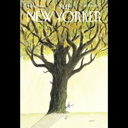 The New Yorker (October 15, 2007) audiobook cover art
