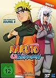 Naruto Shippuden, Staffel 5: Die Jagd auf den Sanbi (Episoden 309-332, uncut [3 DVDs]