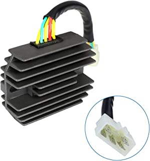 cciyu 32800-33E00 Voltage Regulator Rectifier Fit for 2001-2004 Suzuki GSX-R1000 1997-2005 Suzuki GSX-R600
