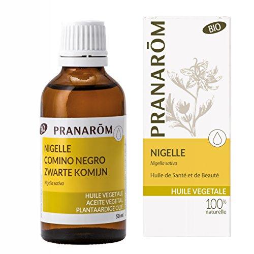Pranarôm - Üzvi Nigella - Bitki yağı - Yaşlanmaya qarşı - 50 ml