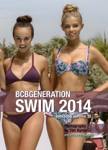 BCBGENERATION Swim 2014 Lookbook Volume 13 (English Edition)