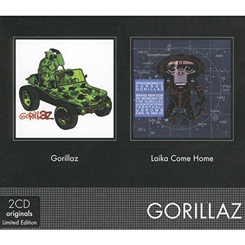 Gorillaz/Laika Come Home