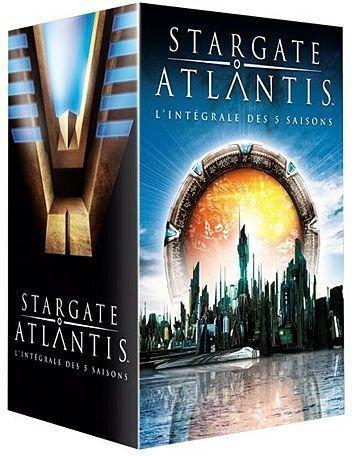 Stargate Atlantis - Intégrale des saisons 1 à 5 [Italia] [DVD]
