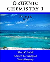 Organic Chemistry 1 Primer 2019
