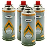NGT Replacement Gas Cartridge and stove 227g