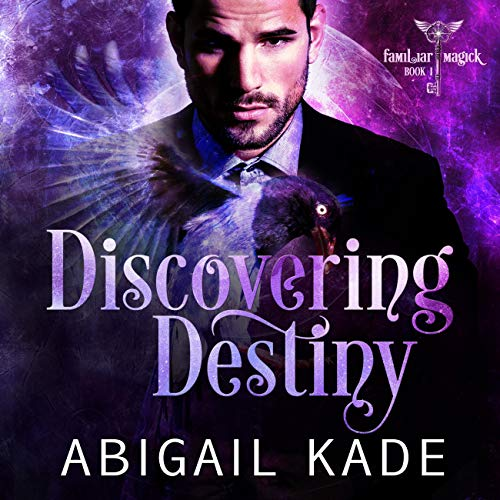 Page de couverture de Discovering Destiny