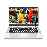 HP Chromebook 14-inch HD Laptop, Intel Celeron N4000, 4 GB RAM, 32 GB eMMC, Chrome (14a-na0070nr,...