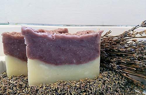 All Natural Lavender Handmade Vegan Soap