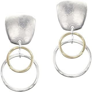 marjorie baer clip earrings
