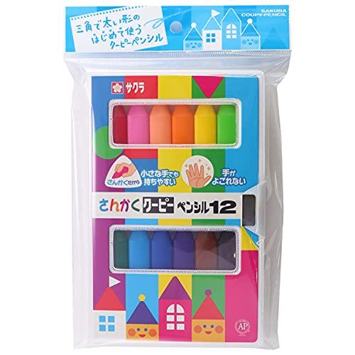 Sakura Color Participation Kupi pencil 12 (japan import)