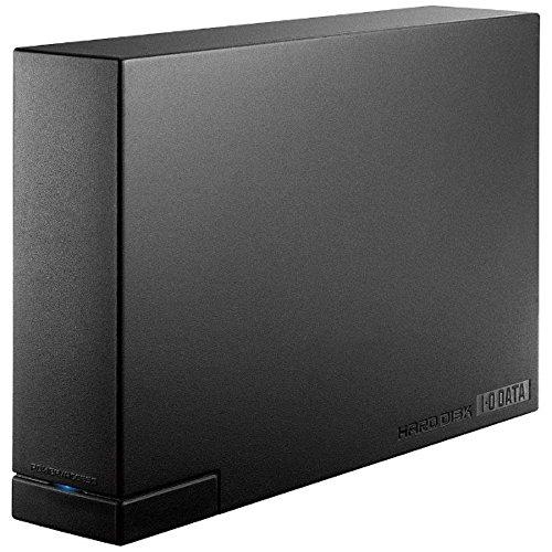 アイ・オー・データ機器 WD製ドライブ搭載 USB3.0/2.0対応 外付ハードディスク ブラック 3TB HDCL-UTE3K