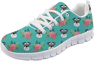 Showudesigns Chaussures de sport tendance pour femme - Légères - Printemps et automne