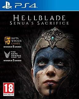 Hellblade Senua's Sacrifice - PlayStation 4 [Importación italiana]